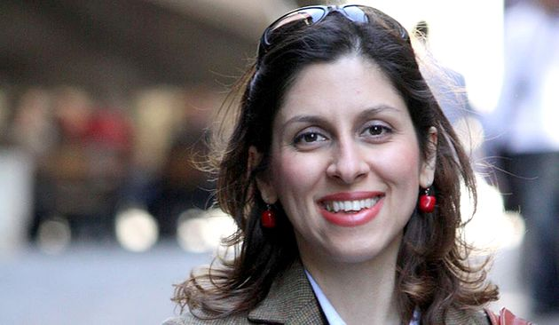 Nazanin Zaghari-Ratcliffe was first detained in April