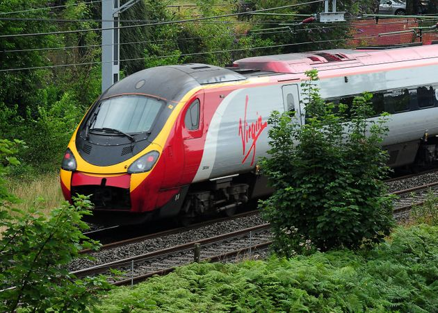 Virgin Trains has said a fault on a train between two stations caused delays on Wednesday