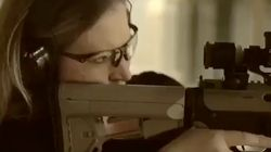 Joice ataca novamente — com fuzil: 'Mulherada andará em cima do salto e com