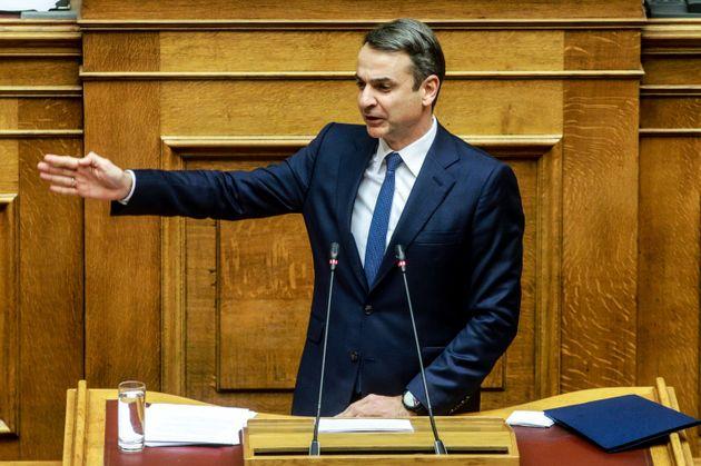 Μητσοτάκης: Όποιος ψηφίζει «ΝΑΙ» ανοίγει το δρόμο στη δήθεν μακεδονική ταυτότητα των