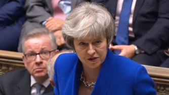 Theresa May has survived a no confidence vote