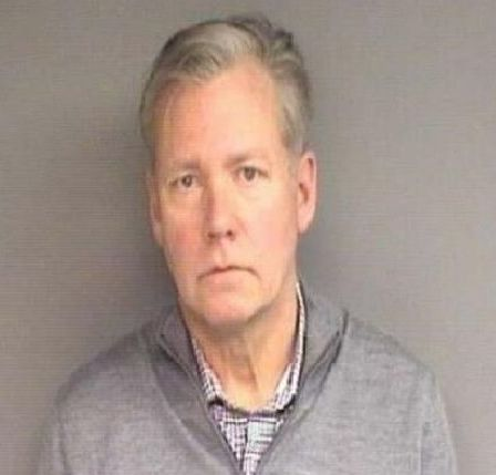 """Chris Hansen, known for the controversial """"To Catch a Predator"""" series, found himself on the other side of the law Monday."""