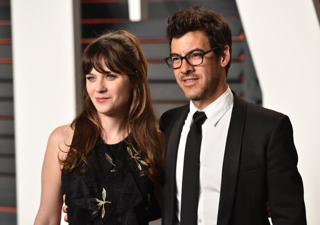 Deschanel is married to producerJacob
