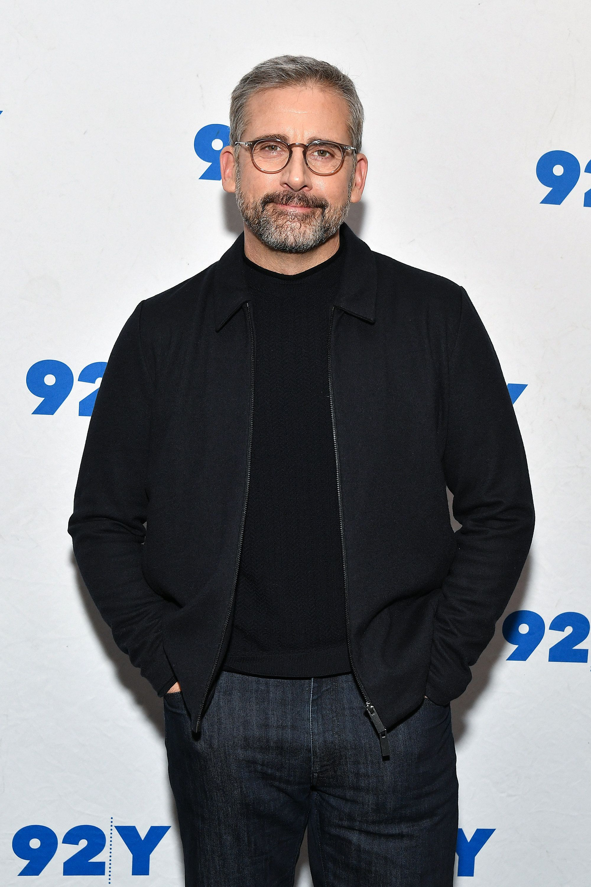 NEW YORK, NEW YORK - DECEMBER 20:  Steve Carell attends the 'Welcome to Marwen' Screening & Conversation with Steve Carell at 92nd Street Y on December 20, 2018 in New York City. (Photo by Dia Dipasupil/Getty Images)
