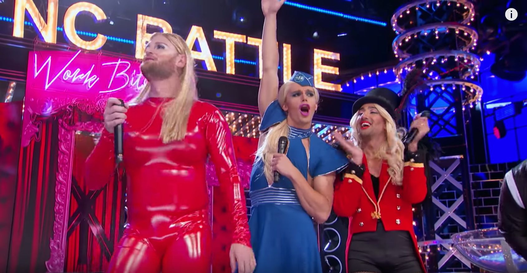 "The stars of Netflix's ""Queer Eye"" will appear on the Jan. 17 episode of ""Lip Sync Battle."""