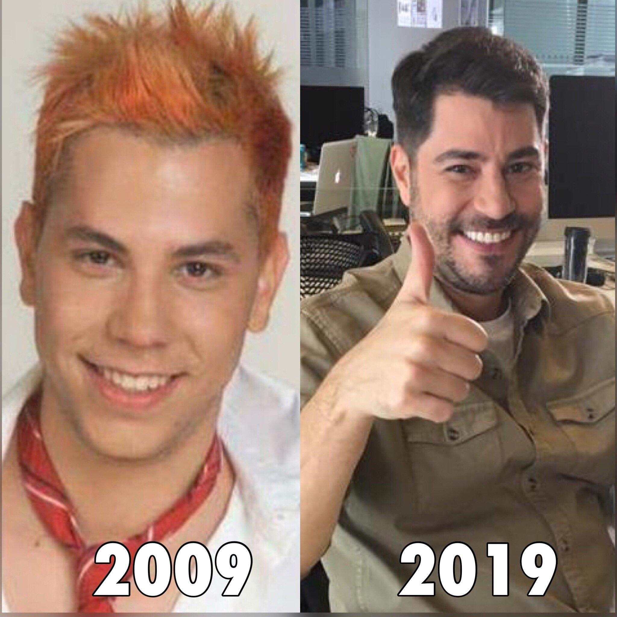 10 Years Challenge: 9 famosos que 'mudaram drasticamente' na última