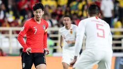 한국-중국 경기 결과에 대한 중국 현지 매체의