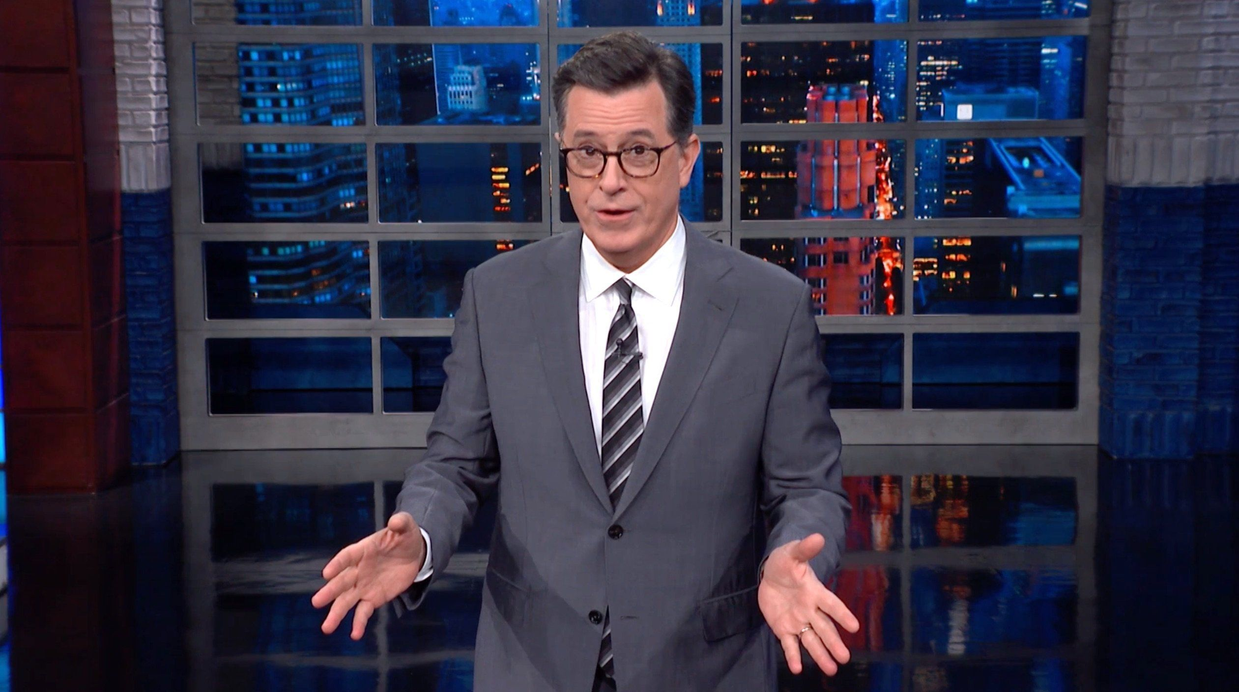 Colbert Takes Trump's Most Degrading Insult And Turns It Right Back At