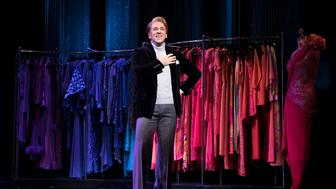 "Michael Berresse stars as Bob Mackie in ""The Cher Show,"" now playing on Broadway."