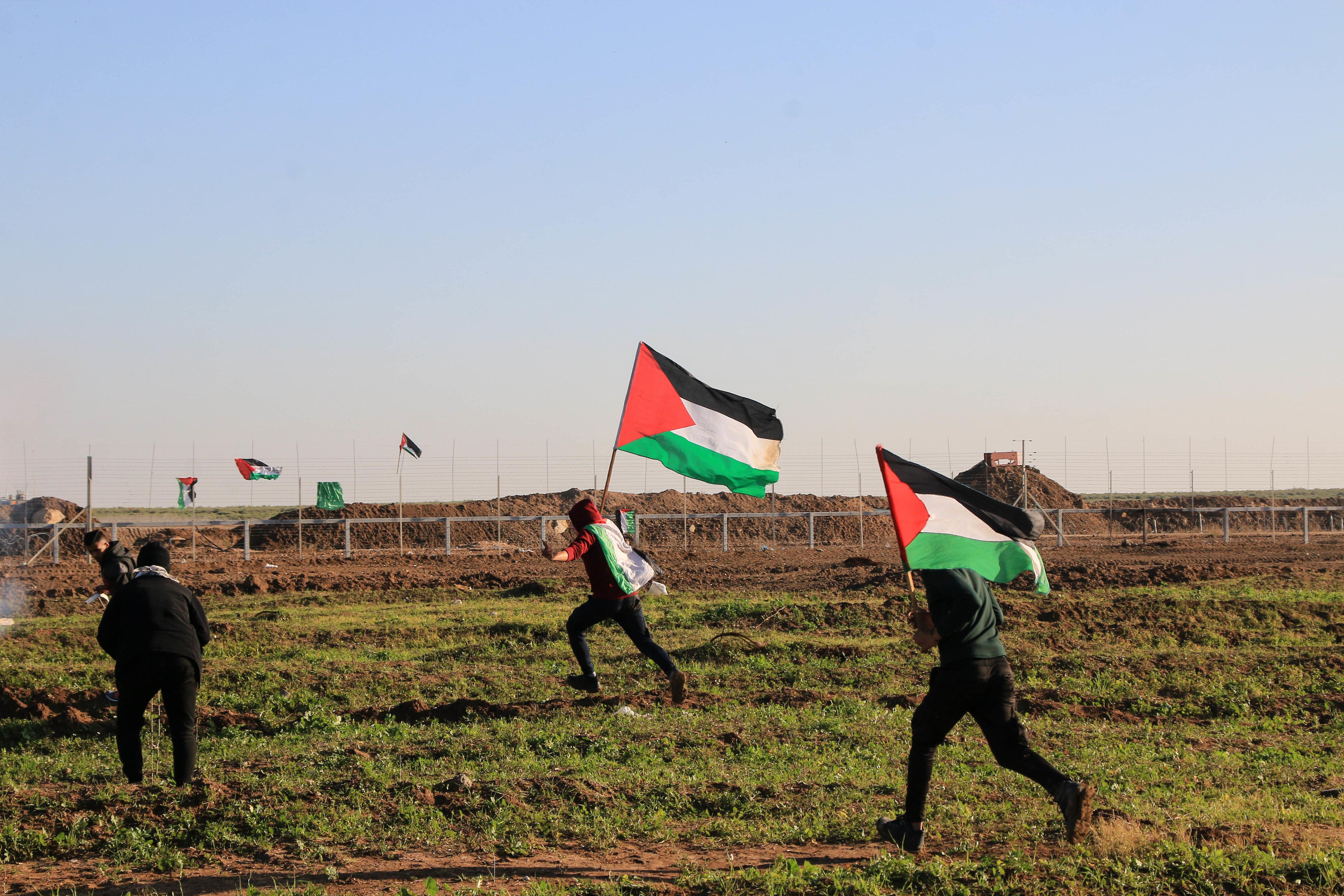 «Διαρροές» του σχεδίου Τραμπ για το Μεσανατολικό - Τι αναφέρει για τα εδάφη του Παλαιστινιακού