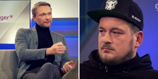 Lindner Geht Hartz Iv Empfänger Bei Maischberger An Huffpost
