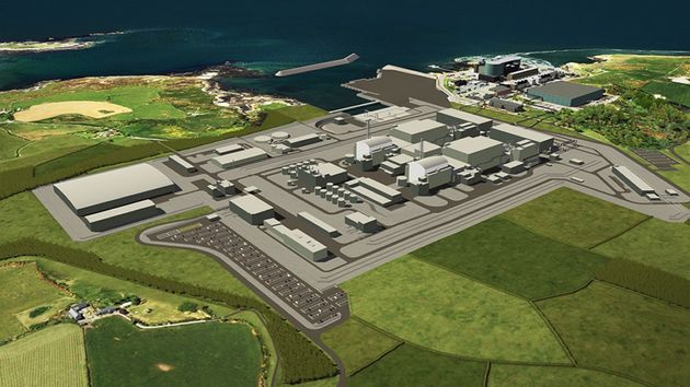 How the new nuclear power station will have