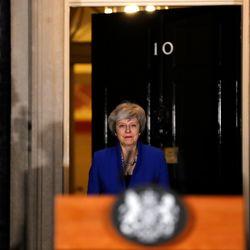 'May's Door Is Open, But Her Mind Is