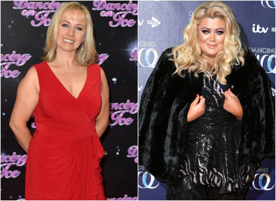 'Dancing On Ice' Coach Karen Barber Addresses Gemma Collins 'Diva'
