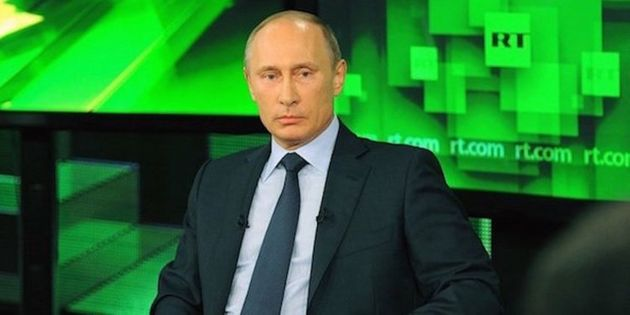 Ofcom Fines Kremlin-Backed RT £200,000 For Breaking Broadcast