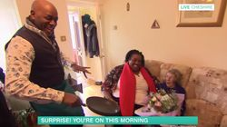Ainsley Harriott Reflects On 'Why Hello, Jill!' Viral