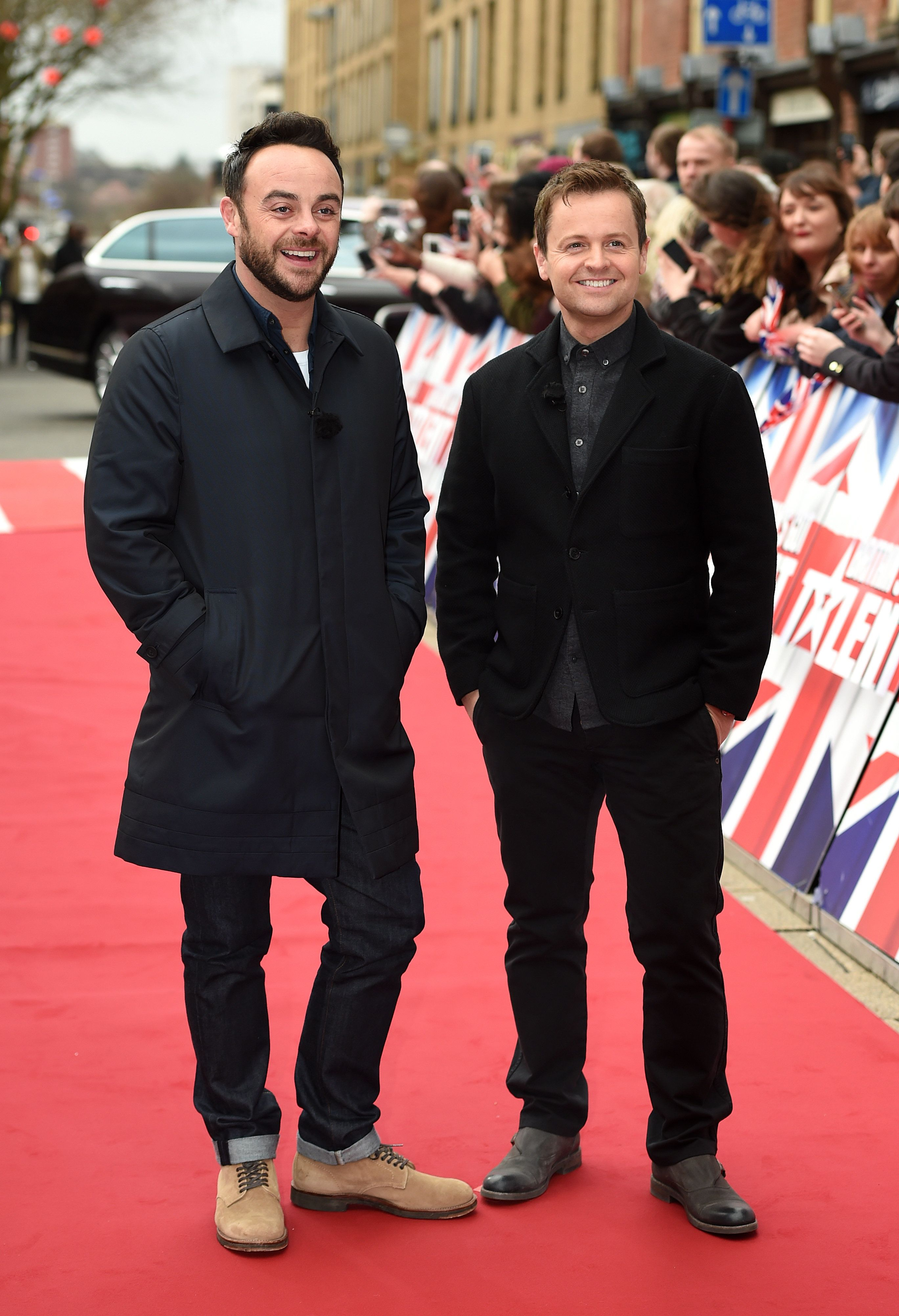 Ant McPartlin Due To Return To Work On 'Britain's Got Talent' On