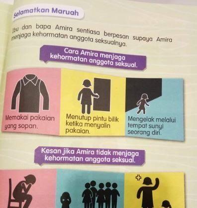 Η Μαλαισία αναθεωρεί σχολικό βιβλίο που έλεγε στα κορίτσια ότι το σεξ είναι