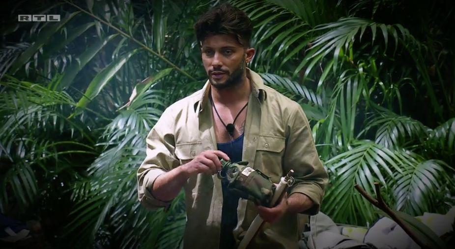 Dschungelcamp: Video von Domenico aufgetaucht – belügt er alle im