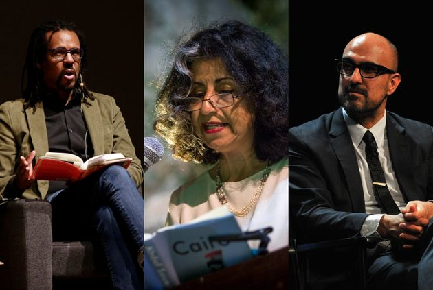 Colson Whitehead, Ahdaf Soueif, Hari Kunzru will talk about their writing process on 26