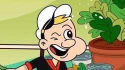 Popeye completa 90 anos e ganha versão politicamente