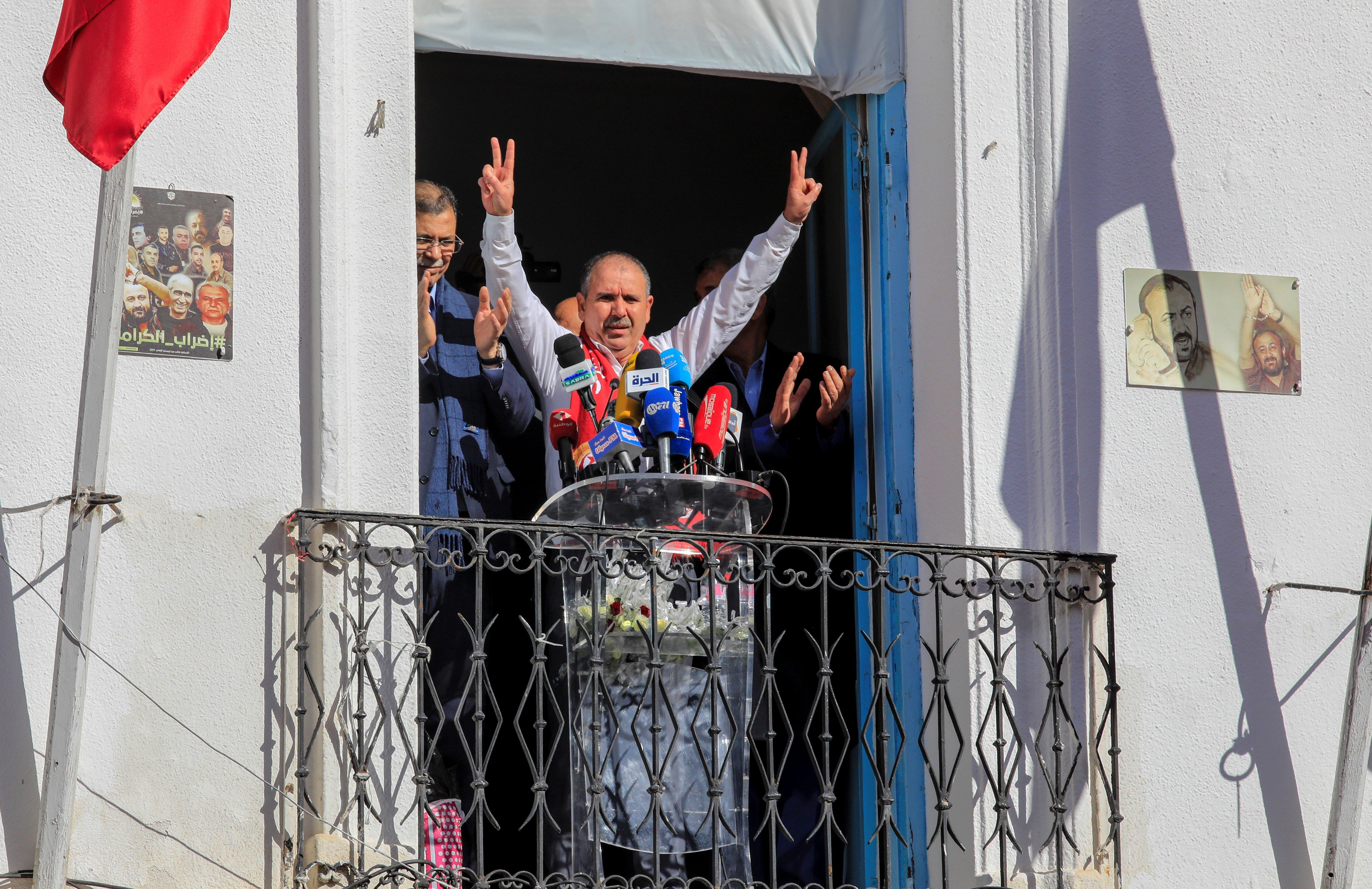 Noureddine Taboubi promet l'escalade après la réunion de la commission administrative nationale, prévue samedi
