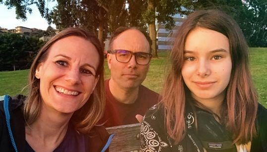 Nach 12 Jahren begegnete Jessica Share dem Samenspender ihrer Tochter – und verliebte