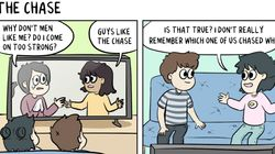 If You Think Playing Hard To Get Is Overrated, This Comic Is For