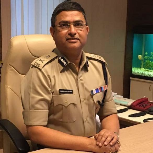 Rakesh Asthana Moved Out Of CBI With Immediate
