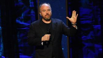 NEW YORK - FEBRUARY 28: Louis C.K. attends the 2015 Comedy Central's 'Night of Too Many Stars: America Comes Together For Autism Programs' on February 28, 2015 at The Beacon Theatre in New York City.Corredor for PG / MediaPunch/IPX