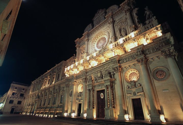 "Lecce, a city in Italy's Puglia region, has been called the country's ""Florence of the South."""