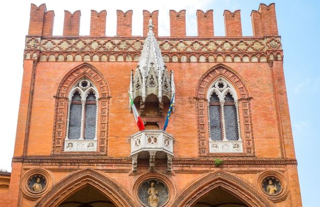 Emilia-Romagna is an Italian region that houses Bologna, which Vogue called the spot for the