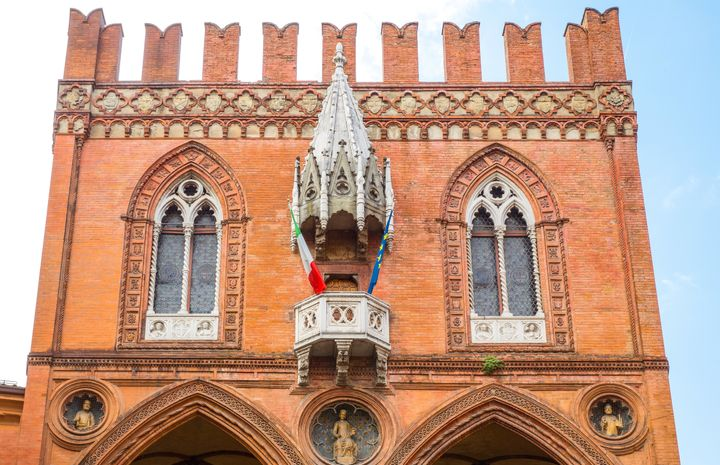 "Emilia-Romagna is an Italian region that houses Bologna, which Vogue called the spot for the ""ultimate Italian foodie tour."""