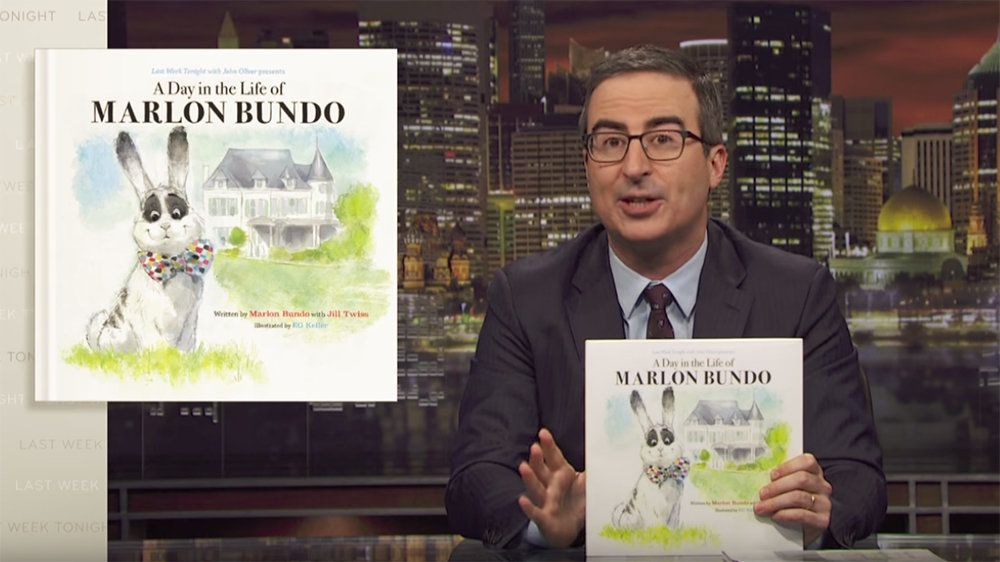 "John Oliver and the ""Last Week Tonight"" team might have to order another printing of ""A Day in the Life of Marlon Bundo"" after ""Will & Grace"" showrunner Max Mutchnick announced he purchased a copy of the book for every public grammar school in Indiana. Mutchnick posted a picture of a letter addressed to all […]"