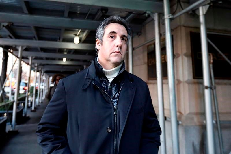 "NEW YORK — President Donald Trump's estranged former lawyer acknowledged Thursday that he paid a technology company to rig Trump's standing in two online polls before the presidential campaign.  Michael Cohen tweeted that ""what I did was at the direction of and for the sole benefit of"" Trump.  ""I truly regret my blind loyalty to a man who doesn't deserve it,"" he added.  Cohen was responding to an article in The Wall Street Journal that said Cohen stiffed the owner of the technology company out of tens of thousands of dollars he promised for work including using computers to enter fake votes for Trump in a 2014 CNBC poll asking people to identify top business leaders and a 2015 poll of potential presidential candidates.  The company owner, John Gauger, told the newspaper that Cohen promised him $50,000 for the work but instead gave him a blue Walmart bag stuffed with between $12,000 and $13,000 in cash, plus a boxing glove Cohen claimed had been worn by a Brazilian mixed-martial arts fighter.  Cohen disputed he paid cash, telling the Journal that ""all monies paid to Mr. Gauger were by check."" He offered no further comment.  Federal prosecutors referred to a payment to Gauger's company— though not by name— when Cohen was charged last summer with violating campaign-finance laws by arranging hush-money payments to two women who claim they had extramarital affairs with Trump. They said in a charging document that Cohen had sought reimbursement from the Trump Organization for those payments with a handwritten note requesting $50,000 for ""tech services.""  The Trump Organization paid the full amount, prosecutors said.  Messages seeking comment were sent to the Trump Organization Thursday.  Trump's lawyer, Rudy Giuliani, didn't immediately respond to a message from The Associated Press, but told the Journal that Cohen was a thief for seeking a reimbursement for more money than he'd paid Gauger's company, RedFinch Solutions LLC.  ""If one thing has been established, it's that Michael Cohen is completely untrustworthy,"" he said.  Gauger is also the chief information officer at Liberty University in Lynchburg, Virginia. His attorney declined to comment.  Cohen was recently sentenced to three years in prison after pleading guilty to charges that were not related to his dealings with Gauger and the technology company.  The Associated Press"