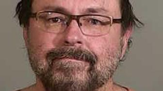 Apr 20, 2017; USA; Booking photo for Tad Cummins after his arrest. Mandatory Credit: Siskiyou County Sheriff's Office via USA TODAY Network *** Please Use Credit from Credit Field ***