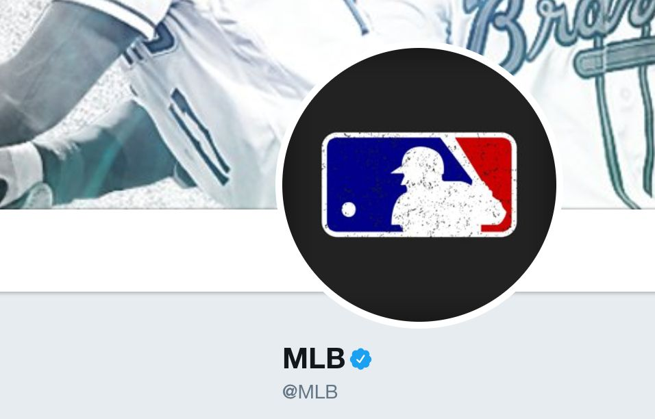 MLB played hardball with a trolling football fan on Twitter.
