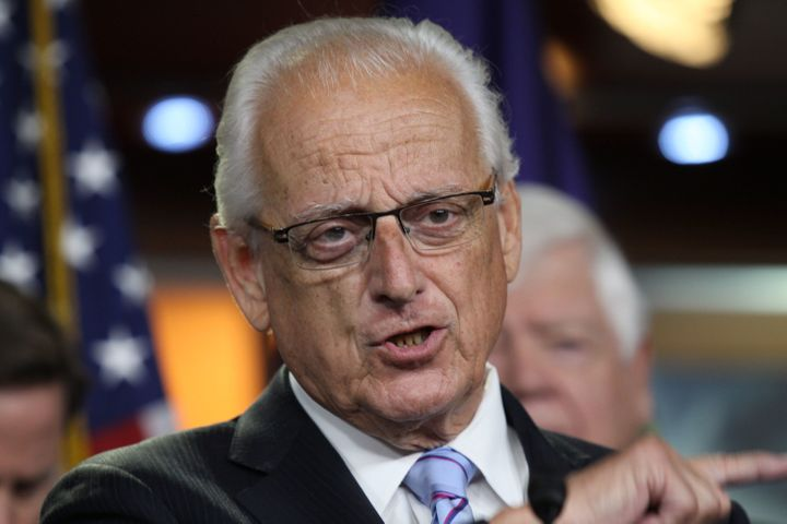 Organized labor and left-leaning trade critics had hoped that Rep. Bill Pascrell (D-N.J.) would chair the Subcommittee on Tra