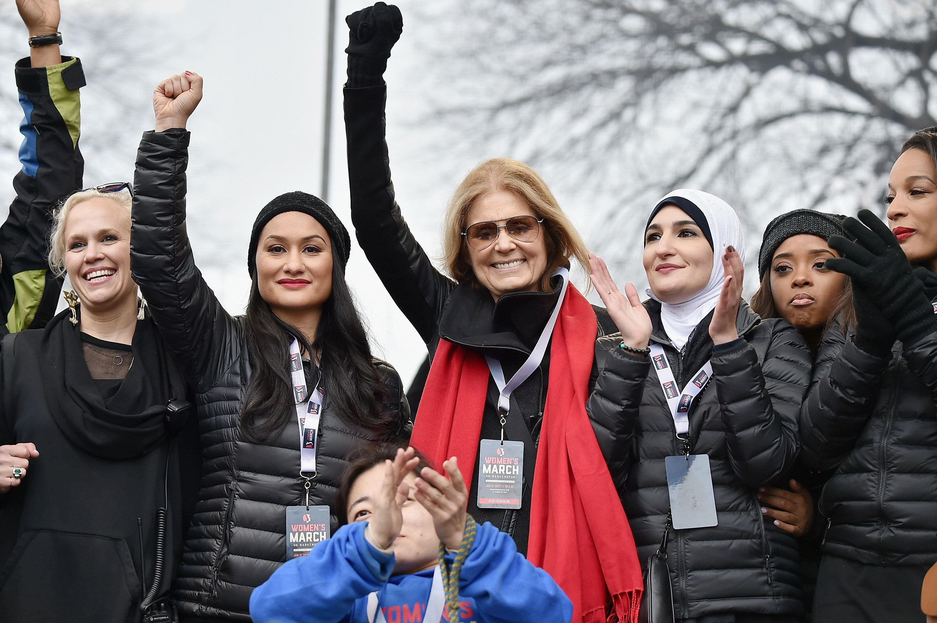 Westlake Legal Group 5c41004a360000ef03680b70 The Core Issue Plaguing The Women's March Is Woven Into Its Very Fabric