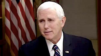 Vice President Mike Pence claimed that the outrage over her employer's discriminatory practices were an attack on Christian schools.
