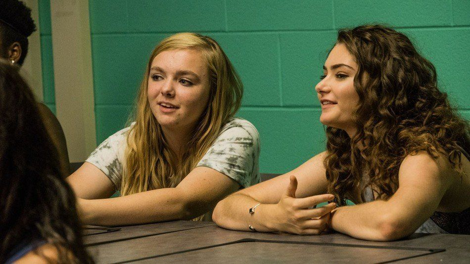 """Eighth Grade"" on Amazon Prime."
