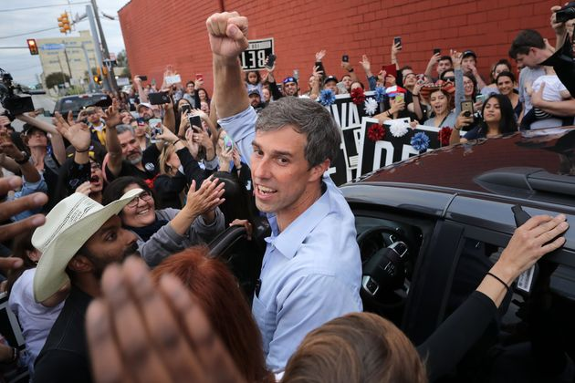 Former U.S. Rep. Beto O'Rourke is joining the race for the Democratic presidential