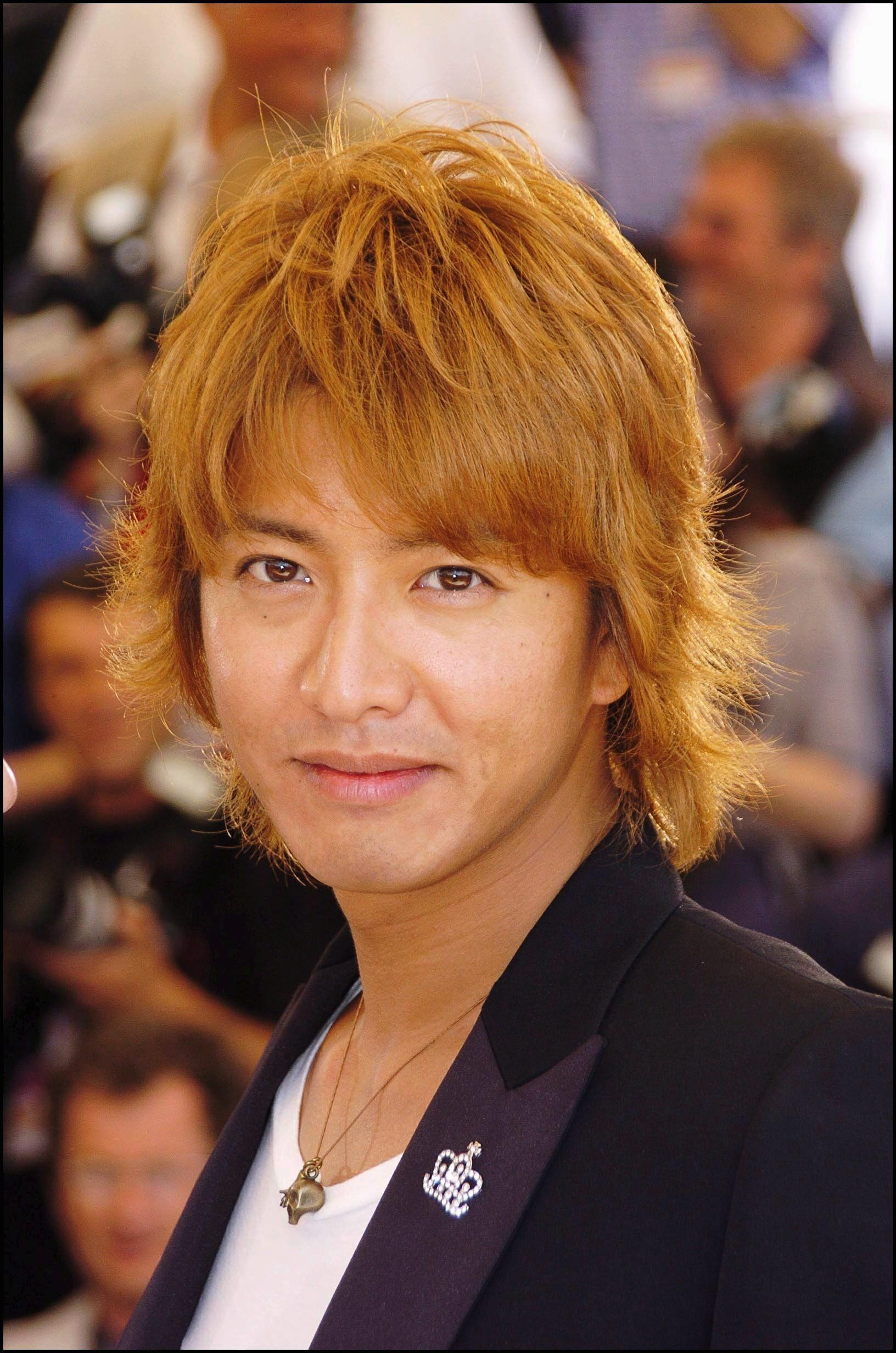 일본 배우 기무라 타쿠야의 근황이