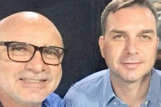 Fabrício Queiroz e Flávio Bolsonaro têm muito a explicar para opinião
