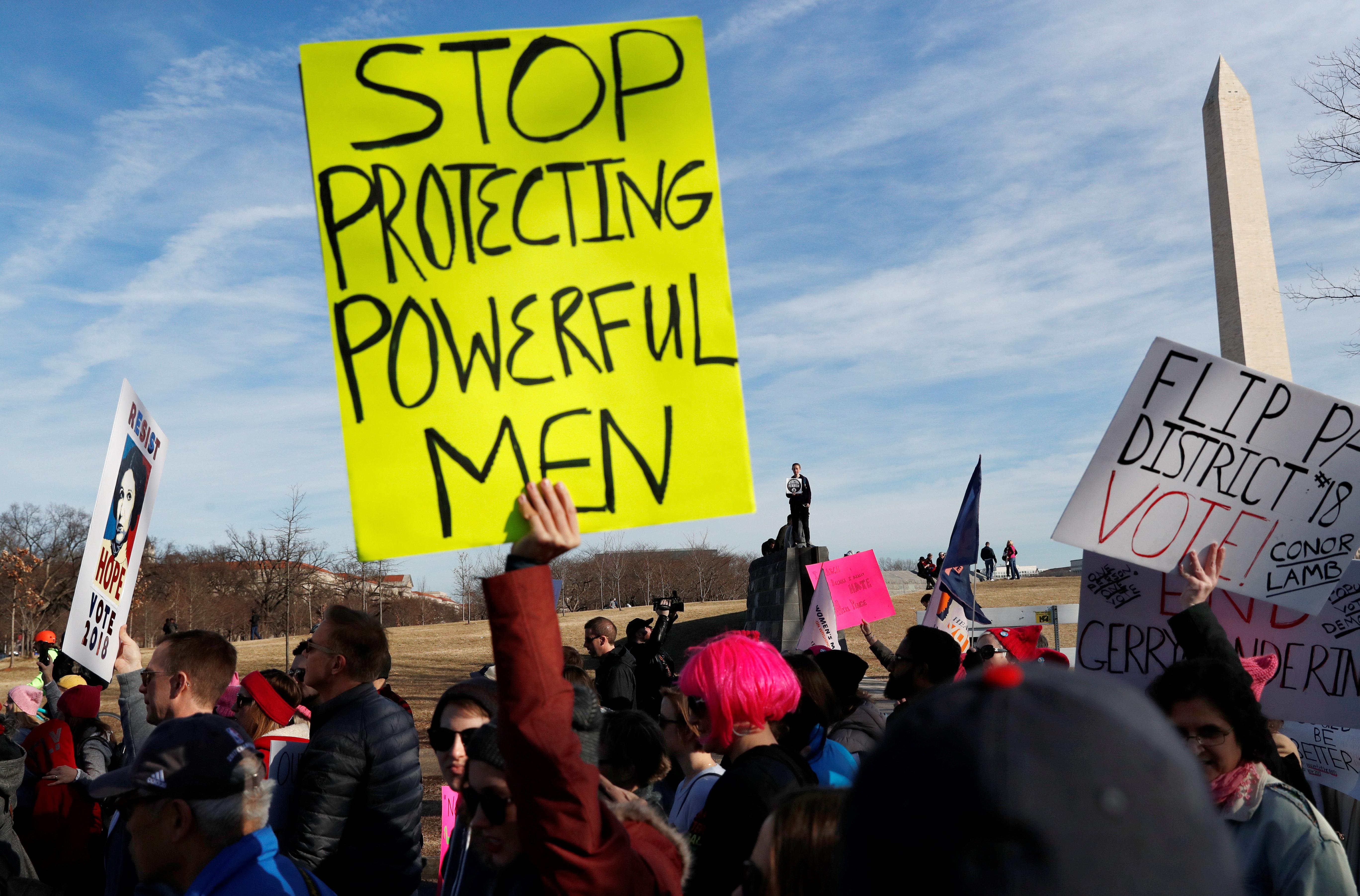 Durante los últimos dos años, la Marcha de las Mujeres ha sido un evento nacional con cientos de miles...