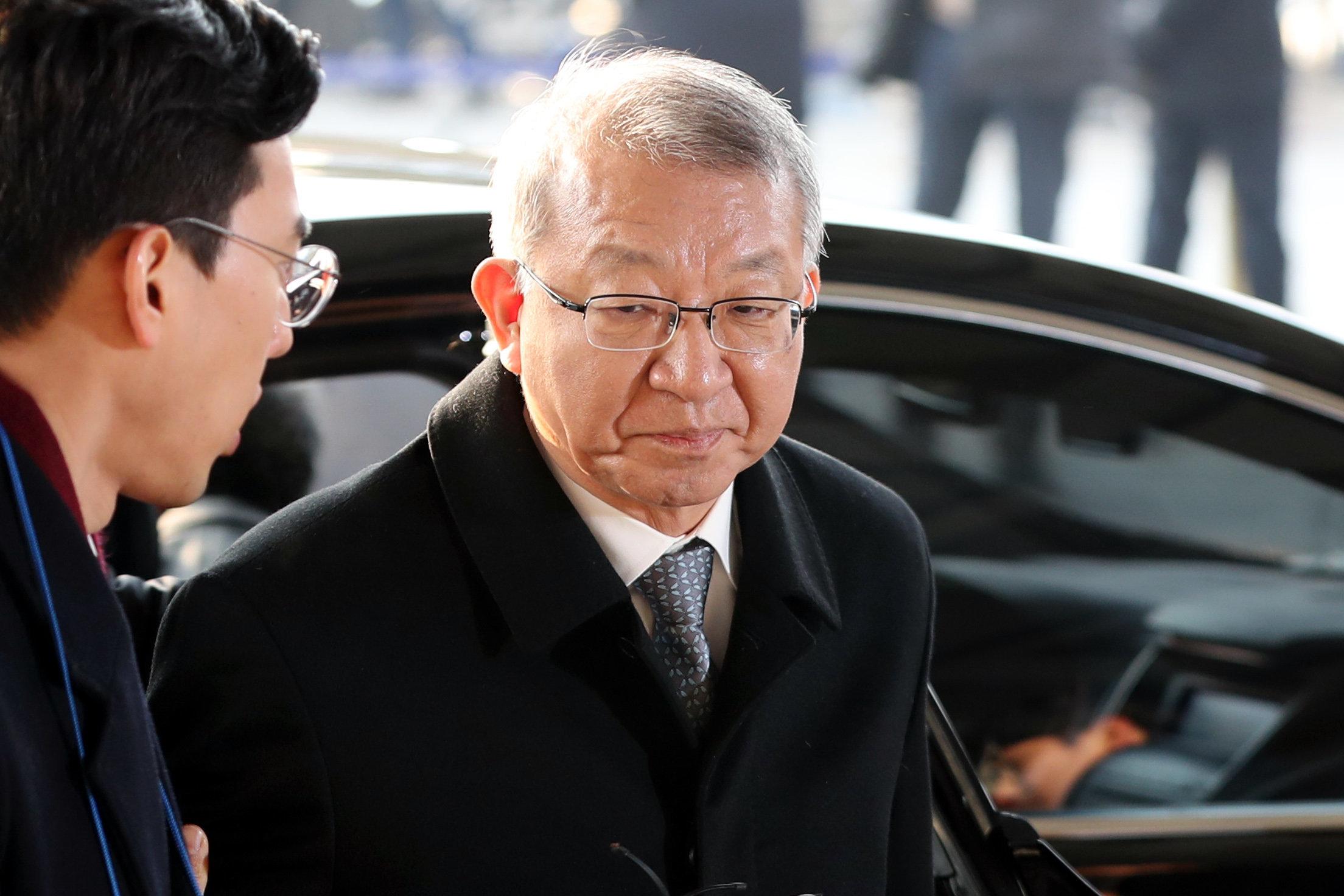 검찰, '사법농단 중심' 양승태 전 대법원장 구속영장