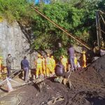 In Search For Trapped Meghalaya Miners, Navy Divers Spot
