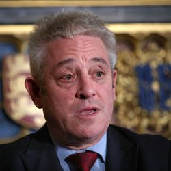 Commons Speaker Bercow Could Be 'Denied Peerage' In Unprecedented