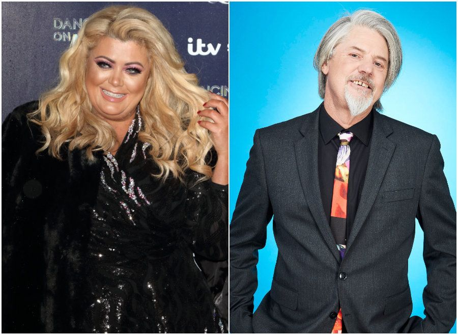 Gemma Collins Reveals Backstage Showdown With 'Dancing On Ice' Co-Star Mark