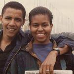 Barack Obama ressort une photo de jeunesse pour l'anniversaire de